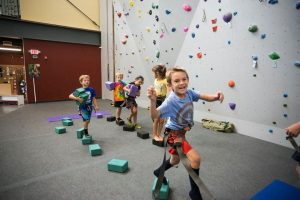 Break Camps are not limited to climbing!