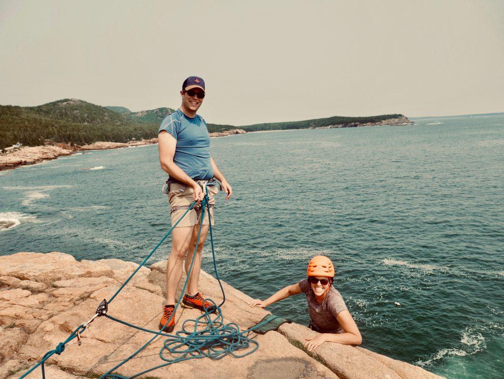 Dyland & Brooke--Acadia