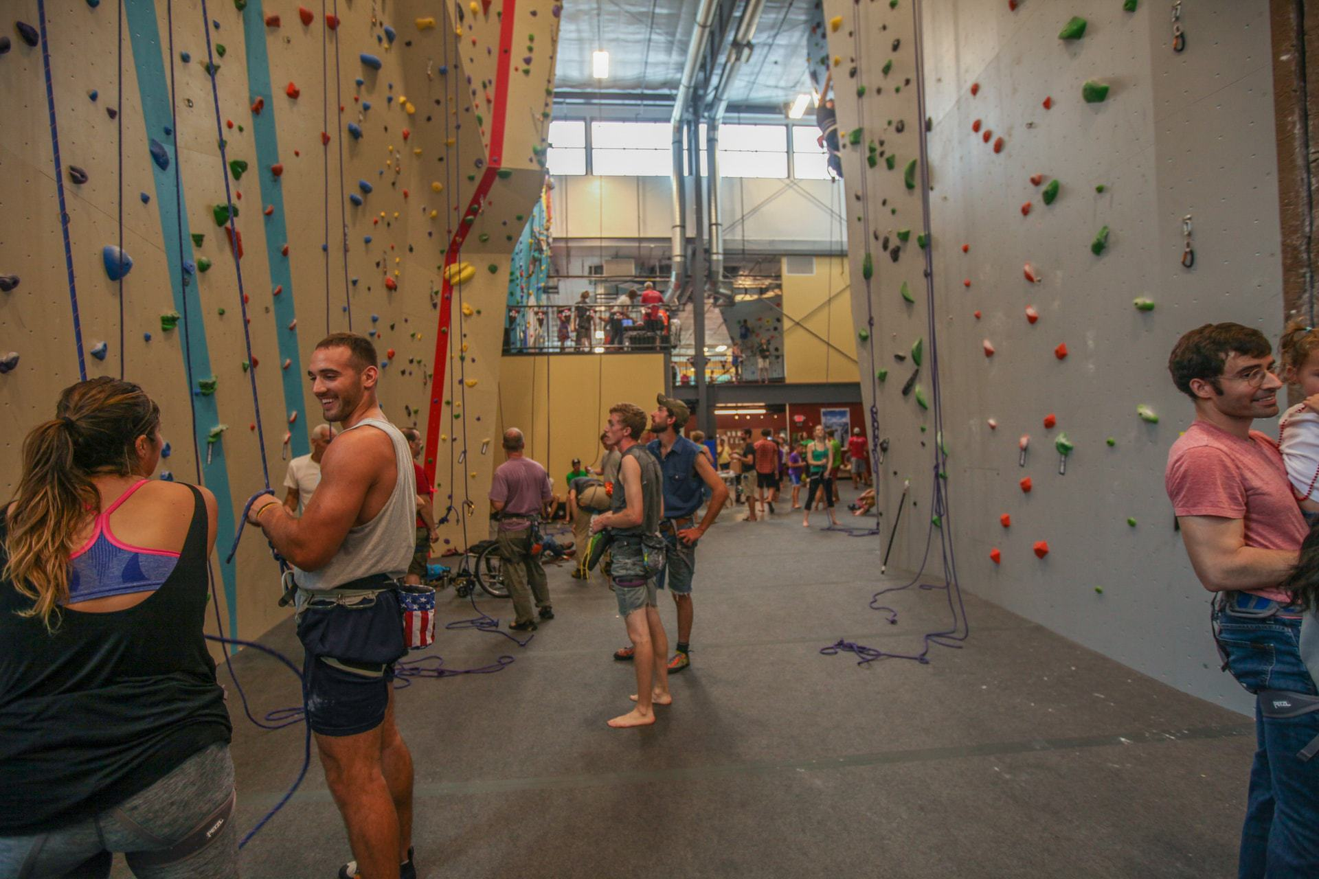 Whether youre an advanced climber or just getting started, youll find your wall at the Calgary.