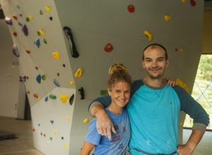 Salt Pump Climbing is excited to welcome Alison Krayer and Vince Schaefer to the team.